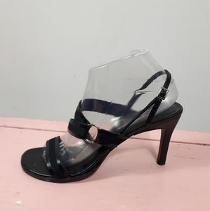 "Town Shoes 4"" Black Heels"